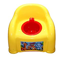 tomato tree yellow,red potty seat