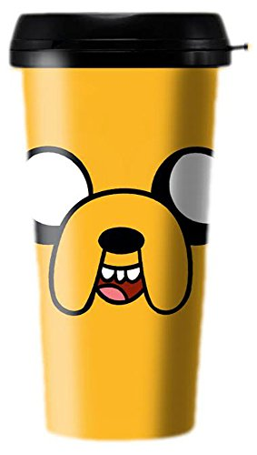 Adventure Time - Jake Travel Mug