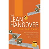 The Lean Hangover ~ Rob Jablonski