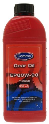 Comma GO41L EP80W-90 1L GL4 Gear Oil