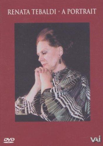 Portrait Renata Tebaldi - DVD