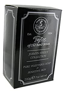 Savon pour le bain de 200g collection Jermyn de Taylors of Old Bond Street