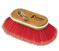 Shurhold 6 Combo Deck Brush - Soft & Medium