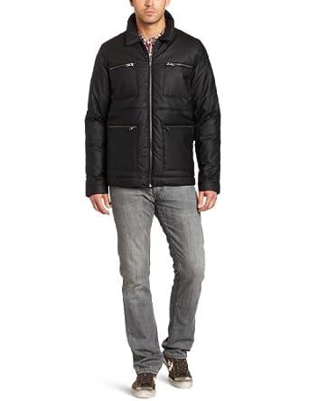Cheap Monday Men's Eun Jacket, Black, Small