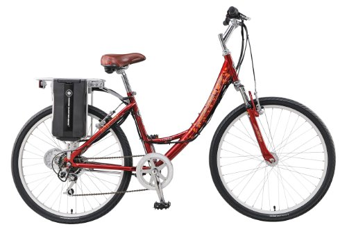 Currie Technologies eZip Women's Low Step-thru Trailz Electric Bicycle