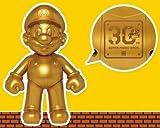 スーパーマリオ スーパーマリオ30周年 ビッグアクションフィギュア ゴールドマリオ