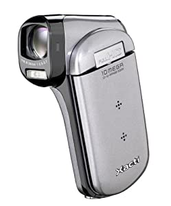 Sanyo Xacti VPC-CG21 - Camcorder - High Definition - widescreen - 10.0 Mpix - optical zoom: 5 x - supported memory: SD, SDXC, SDHC - flash card