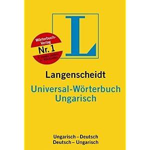 Universal-Wörterbuch Ungarisch