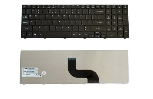 New Laptop Keyboard For Acer Aspire 7560 7560G As7560-Sb416 As7560-Sb819 As7560-Sb600 Us Layout Black Color