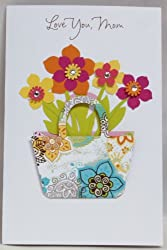 "Mother's Day Card For Mom "" Love You Mom ... "" By American Greetings Each from American Greetings"