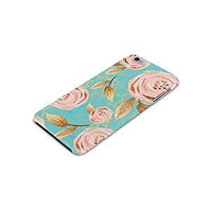 Cover Affair Floral / Flowers Printed Back Cover Case for Apple iPhone 6S Plus