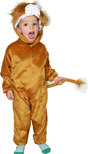 Fun P (Lion Mane Costume For Kids)
