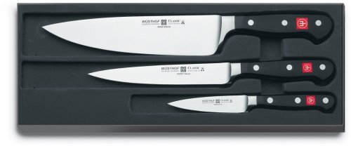 Wusthof Classic Gourmet 3-Piece Knife Set