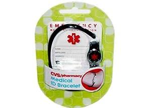 CVS Emergency Medical ID Bracelet