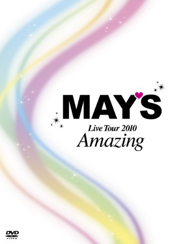 "Live Tour 2010 ""Amazing"" with Aya na ture [DVD]"