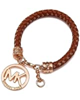 1 X 2014 New Fashion Letter Exquisite Luxury Charm Bracelets (Brown) by Preciastore