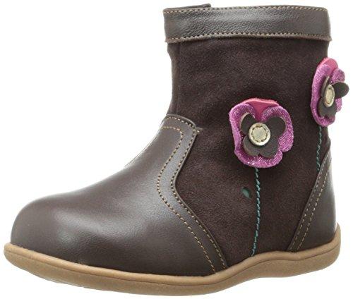 See Kai Run Lina Boot (Infant/Toddler),Brown,9 M Us Toddler front-500733
