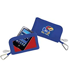 NCAA Kansas Jayhawks ID Wallet