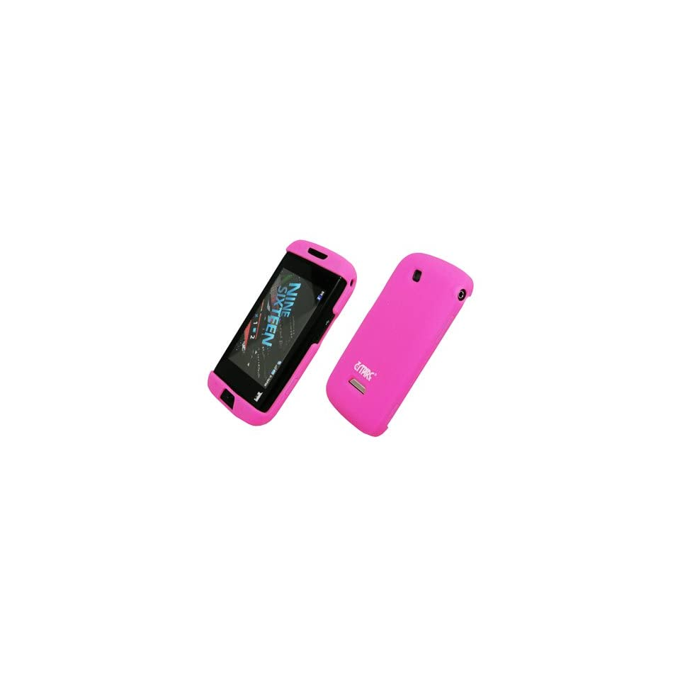 EMPIRE Pink Silicone Skin Case Cover for T Mobile Samsung Sidekick 4G T839