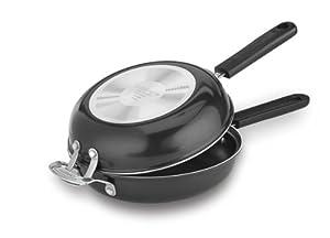 Amazon Com Cuisinart Fp2 24bk Frittata 10 Inch Nonstick