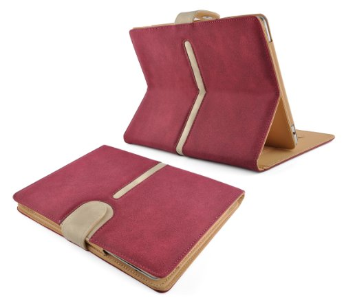 cool-chameleon-purple-cream-buckle-suede-leather-smart-rotating-flip-case-cover-for-the-ipad-air-5-w