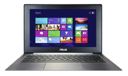 Asus 11.6-inch TaiChi Convertible Touchscreen Laptop/Tablet (Silver/Black) - (Intel Core i7 3537U 3.1GHz Processor, 4GB RAM, 256GB SSD, LAN, WLAN, BT, Webcam, Integrated Graphics, Windows 8)