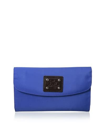 Rowallan of Scotland Emma Jewelry Clutch, Mariner Blue As You See