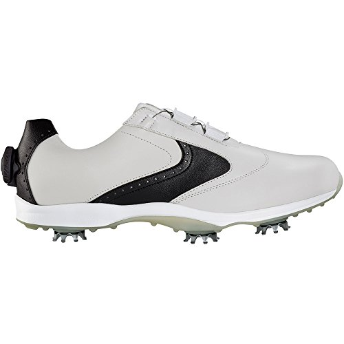 Footjoy Women's Golf Shoes Embody Boa 9 M White/Black