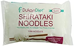 Dukan Diet Shirataki Noodles, 7 Ounce (Pack of 24)