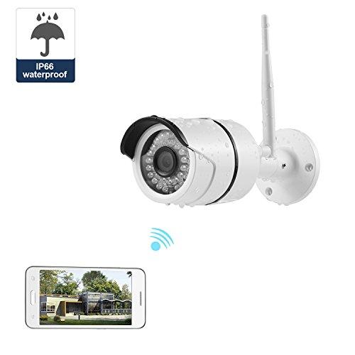 nexgadget outdoor ip kamera ip66 wasserdichte ip berwachungskamera sicherheitskamera f r au en. Black Bedroom Furniture Sets. Home Design Ideas