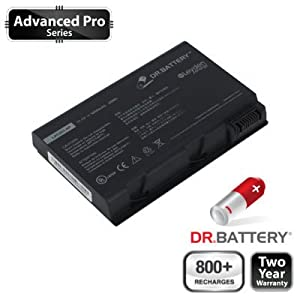 Dr. Battery® Advanced Pro Series Laptop / Notebook Battery Replacement for Acer Aspire 5100-4720 (4400mAh / 49Wh) FREE SHIPPING. 60-day Money Back Guarantee. 2-Year Warranty