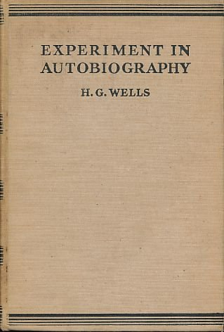 Image for Experiment in Autobiography