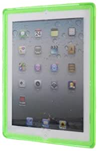 Hard Candy Cases Bubble 360 Case for iPad 3 - Neon Green
