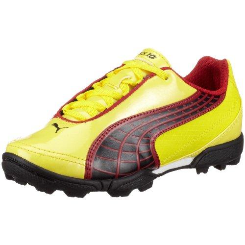 Puma v5.10 TT Jr 101832 02, Unisex - Kinder Sportschuhe - Fußball