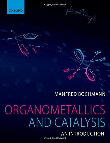 Organometallics and Catalysis: An Introduction