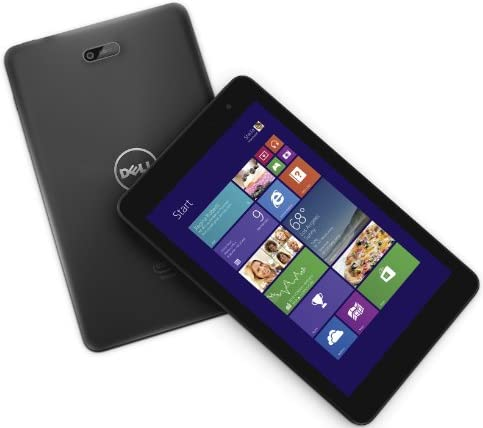 Dell Venue 8 Pro 64G WiFi Office HBモデル ブラック(Atom Z3740D/2GB/64GB/8インチWXGA/Office HB 2013/Windows8.1 32Bit) Venue 8 Pro 13Q41