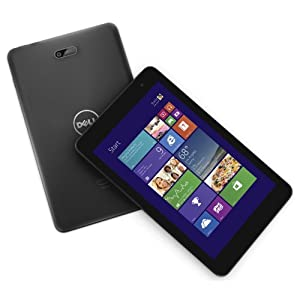 Dell Venue 8 Pro 64G WiFi Office Personalモデル ブラック(Atom Z3740D/2GB/64GB/8インチWXGA/Office Personal 2013/Windows8.1 32Bit) Venue 8 Pro 13Q43