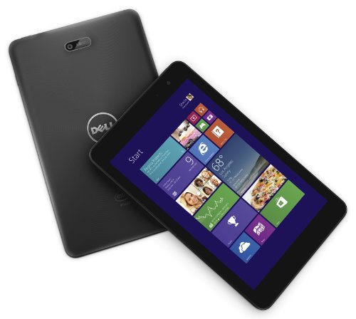 Dell Venue 8 Pro 64G WiFi Office H&Bモデル ブラック(Atom Z3740D/2GB/64GB/8インチWXGA/Office H&B 2013/Windows8.1 32Bit) Venue 8 Pro 13Q41
