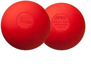 Buy Champion Sports Official Lacrosse Balls-Pack of 12 by Champion Sports