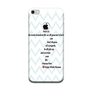 Apple iPhone 6 with Hole Designer Back Case