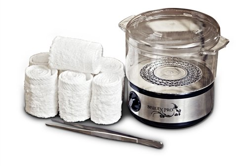 Beauty Pro Hot Towel Steamer Kit