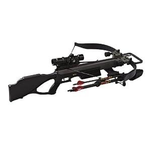 Excalibur Matrix 380 Crossbow Package, Blackout, 260-Pound by Excalibur