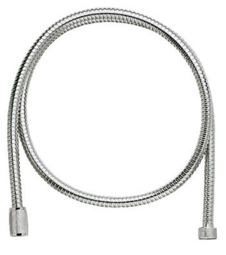 Grohe 28 105 000 58-Inch Metal Shower Hose, Starlight Chrome front-622102
