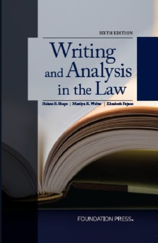 writing analytically 8th edition rosenwasser and stephen