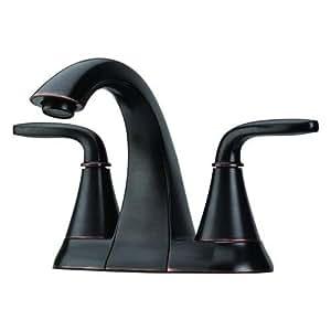 Beautiful Pfister Pasadena 8 In Widespread 2Handle HighArc Bathroom Faucet F