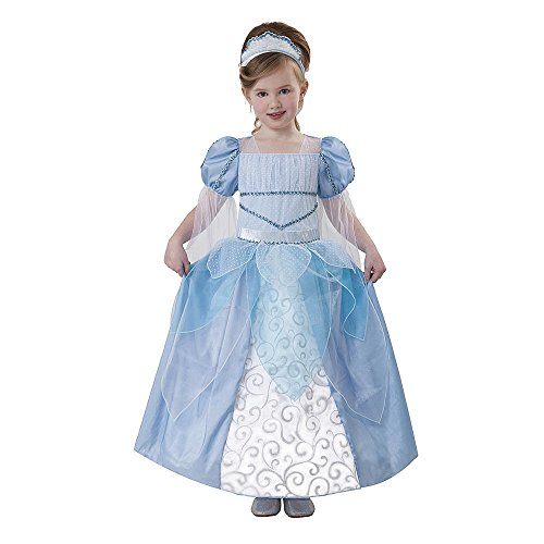 Storybook Cinderella ~ Deluxe Costume ~ Girls Small