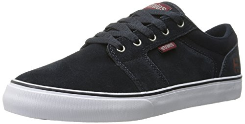 Etnies BARGE LS, Low-Top Sneaker uomo, Blu (Blau (Dark Navy)), 45