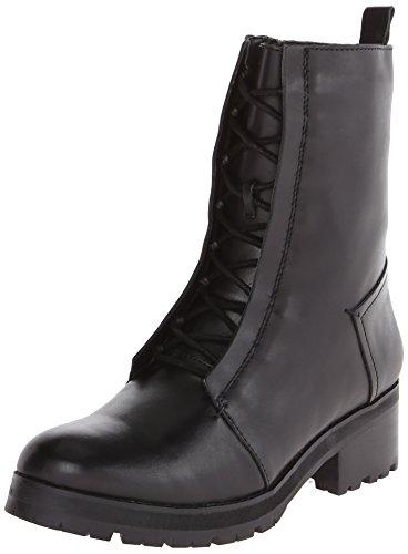 Kelsi Dagger Women'S Hoyt Combat Boot, Black, 6.5 M Us