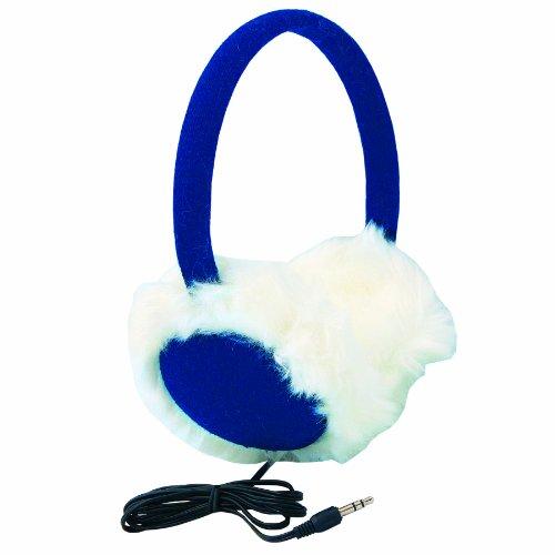 Bags for LessTM Earmuff Headphones Royal Blue/ White