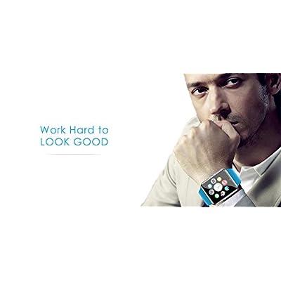 Noise Urge Smart Watch - Blue